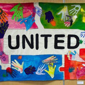 Lillian Janet Pearson, Chelle Baker, Laura Harrison, Susan Starrfield, Let's Unite