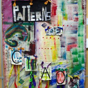 Doris Tercera, Mary Thomas, Vicky Varga and Melissa Hirschl, Patterns of Chaos