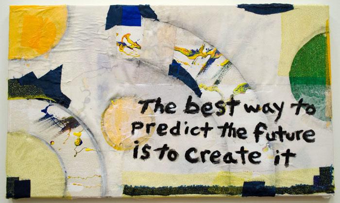Gary Santoro, The Best Way To Predict The Future Is To Create It