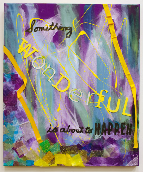 Pat Knutesen, Something Wonderful Is About To Happen