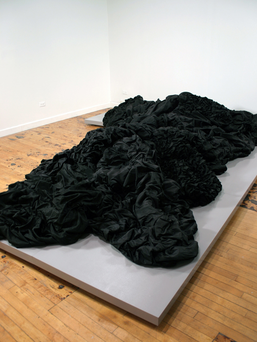 'meanwhile:  Jenny Walters and Tessa Windt.' 2005, ThreeWalls, Chicago
