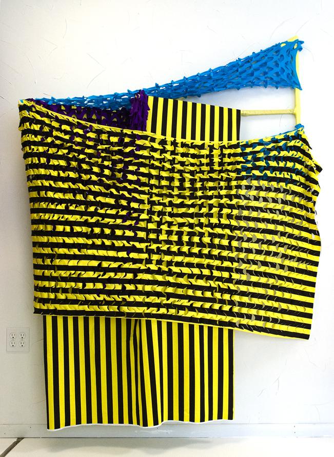Yellow Black Stack